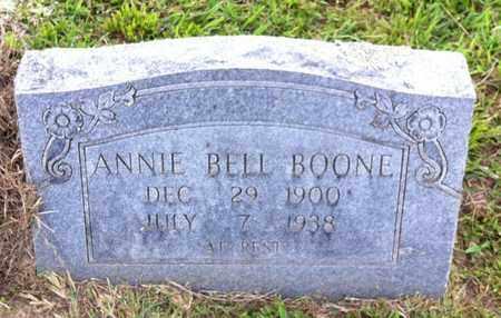 BOONE, ANNIE BELL - Bowie County, Texas | ANNIE BELL BOONE - Texas Gravestone Photos