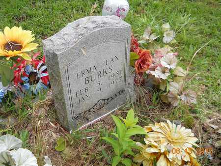 BURKS, ERMA JEAN - Bowie County, Texas   ERMA JEAN BURKS - Texas Gravestone Photos