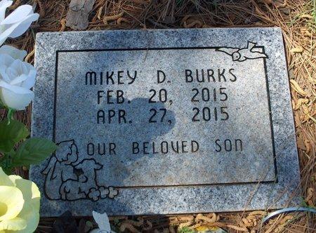BURKS, MIKEY D. - Bowie County, Texas   MIKEY D. BURKS - Texas Gravestone Photos