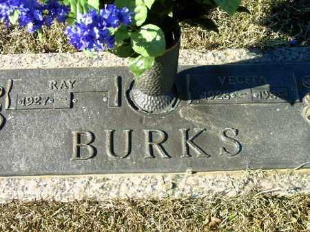BURKS, VECITA - Bowie County, Texas | VECITA BURKS - Texas Gravestone Photos