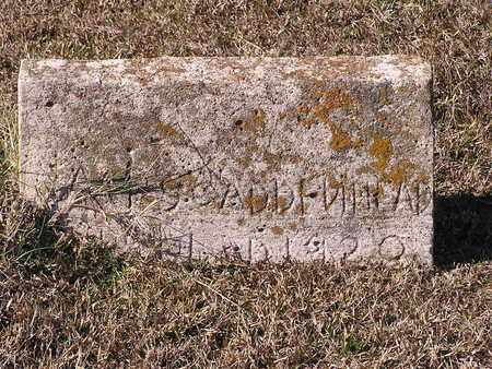 CADDENHEAD, ??, MRS - Bowie County, Texas   ??, MRS CADDENHEAD - Texas Gravestone Photos