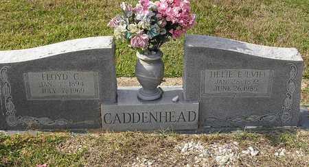 CADDENHEAD, FLOYD C - Bowie County, Texas   FLOYD C CADDENHEAD - Texas Gravestone Photos