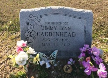 CADDENHEAD, JIMMY LYNN - Bowie County, Texas | JIMMY LYNN CADDENHEAD - Texas Gravestone Photos