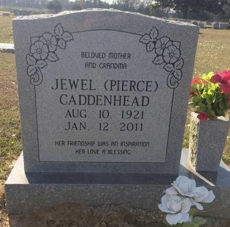 CADDENHEAD, JEWEL - Bowie County, Texas | JEWEL CADDENHEAD - Texas Gravestone Photos