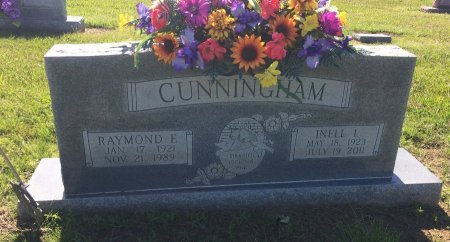 CUNNINGHAM, INELL I - Bowie County, Texas | INELL I CUNNINGHAM - Texas Gravestone Photos