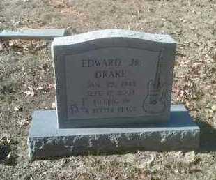 DRAKE, JR, EDWARD - Bowie County, Texas | EDWARD DRAKE, JR - Texas Gravestone Photos
