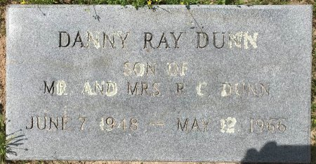 DUNN, DANNY RAY - Bowie County, Texas | DANNY RAY DUNN - Texas Gravestone Photos