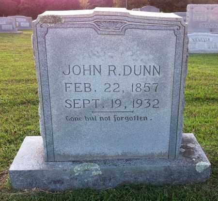 DUNN, JOHN R - Bowie County, Texas | JOHN R DUNN - Texas Gravestone Photos