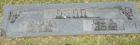 DUNN, LILLIE M - Bowie County, Texas   LILLIE M DUNN - Texas Gravestone Photos