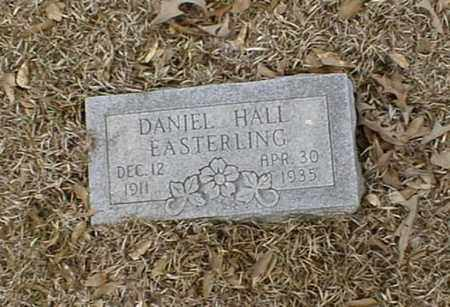 EASTERLING, DANIEL HALL - Bowie County, Texas | DANIEL HALL EASTERLING - Texas Gravestone Photos