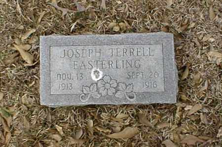EASTERLING, JOSEPH TERRELL - Bowie County, Texas | JOSEPH TERRELL EASTERLING - Texas Gravestone Photos