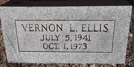 ELLIS, VERNON L - Bowie County, Texas | VERNON L ELLIS - Texas Gravestone Photos