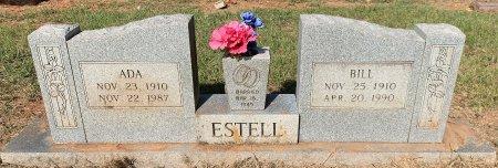 ESTELL, ADA - Bowie County, Texas | ADA ESTELL - Texas Gravestone Photos