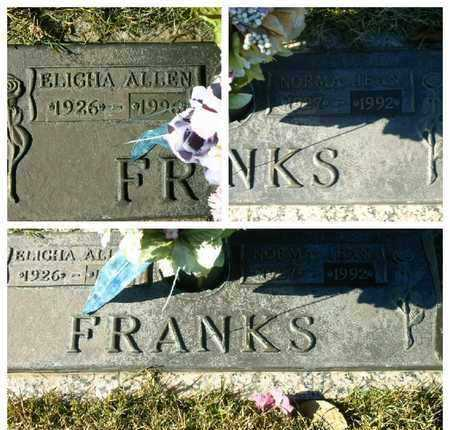 FRANKS, NORMA JEAN - Bowie County, Texas | NORMA JEAN FRANKS - Texas Gravestone Photos