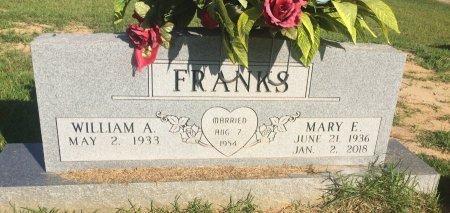 FRANKS, MARY E - Bowie County, Texas   MARY E FRANKS - Texas Gravestone Photos