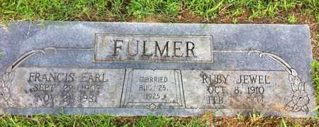 FULMER, RUBY JEWEL - Bowie County, Texas | RUBY JEWEL FULMER - Texas Gravestone Photos