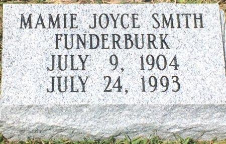 SMITH, MAMIE JOYCE  - Bowie County, Texas | MAMIE JOYCE  SMITH - Texas Gravestone Photos