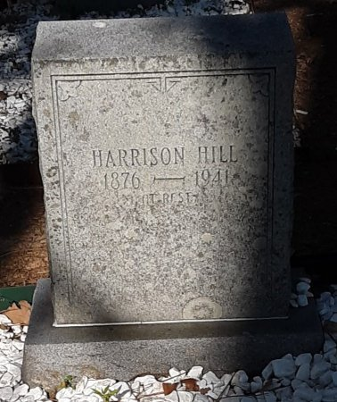 HILL, HARRISON - Bowie County, Texas | HARRISON HILL - Texas Gravestone Photos