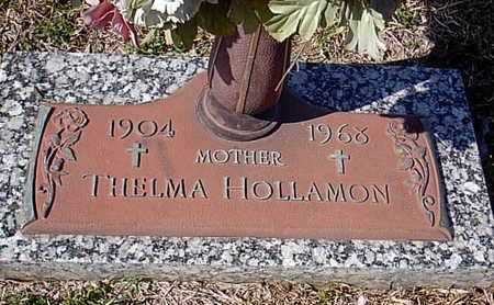 HOLLAMON, THELMA - Bowie County, Texas | THELMA HOLLAMON - Texas Gravestone Photos