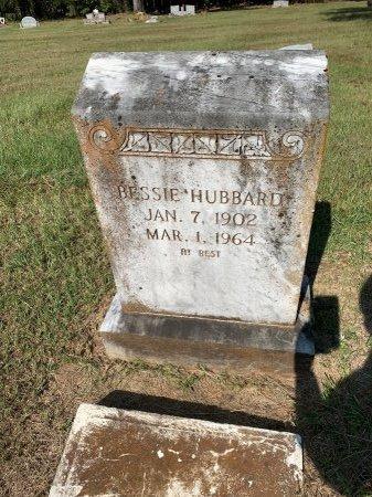 HUBBARD, BESSIE - Bowie County, Texas | BESSIE HUBBARD - Texas Gravestone Photos