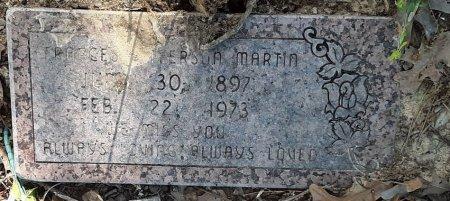 MARTIN, FRANCES - Bowie County, Texas | FRANCES MARTIN - Texas Gravestone Photos