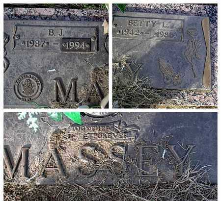 MASSEY, BETTY L - Bowie County, Texas | BETTY L MASSEY - Texas Gravestone Photos