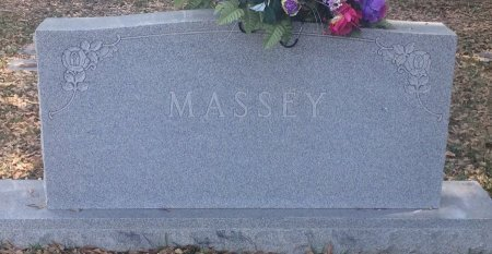 MASSEY, FAMILY MARKER - Bowie County, Texas | FAMILY MARKER MASSEY - Texas Gravestone Photos