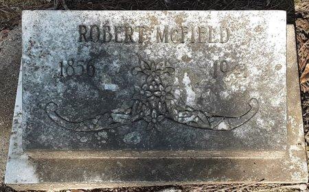 MCFIELD, ROBERT - Bowie County, Texas   ROBERT MCFIELD - Texas Gravestone Photos
