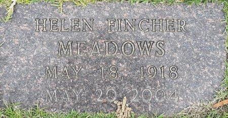 MEADOWS, HELEN  - Bowie County, Texas | HELEN  MEADOWS - Texas Gravestone Photos