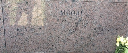 MOORE, BILLY R - Bowie County, Texas   BILLY R MOORE - Texas Gravestone Photos