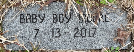 MOORE, BABY BOY - Bowie County, Texas | BABY BOY MOORE - Texas Gravestone Photos