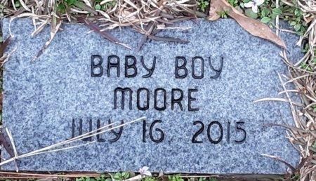 MOORE, BABY BOY - Bowie County, Texas   BABY BOY MOORE - Texas Gravestone Photos