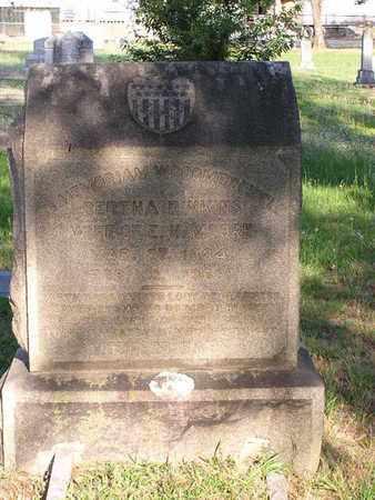 MOORE, BERTHA - Bowie County, Texas   BERTHA MOORE - Texas Gravestone Photos