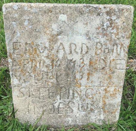 MOORE, EDWARD - Bowie County, Texas | EDWARD MOORE - Texas Gravestone Photos