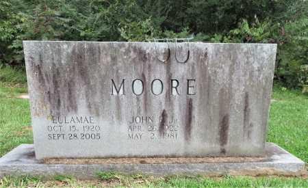 MOORE, EULAMAE - Bowie County, Texas   EULAMAE MOORE - Texas Gravestone Photos