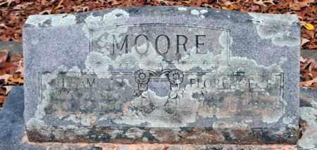 MOORE, HIRAM J - Bowie County, Texas | HIRAM J MOORE - Texas Gravestone Photos