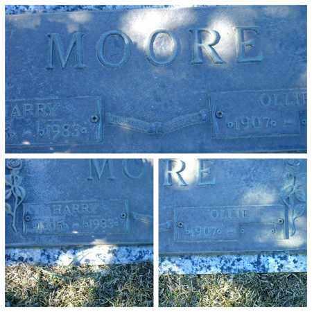 MOORE, HARRY - Bowie County, Texas | HARRY MOORE - Texas Gravestone Photos
