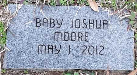 MOORE, JOSHUA - Bowie County, Texas | JOSHUA MOORE - Texas Gravestone Photos