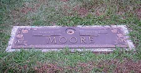 MOORE, JAMES A - Bowie County, Texas   JAMES A MOORE - Texas Gravestone Photos