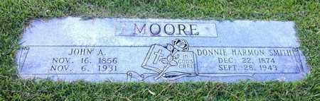 MOORE, DONNIE - Bowie County, Texas | DONNIE MOORE - Texas Gravestone Photos