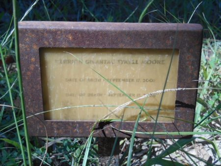 MOORE, KERRION GIVANTAL TYRE - Bowie County, Texas | KERRION GIVANTAL TYRE MOORE - Texas Gravestone Photos