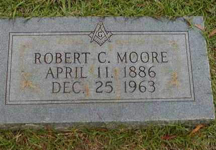 MOORE, ROBERT C - Bowie County, Texas | ROBERT C MOORE - Texas Gravestone Photos