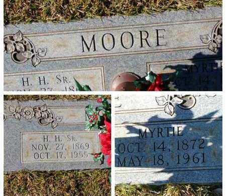 MOORE, MYRTIE - Bowie County, Texas   MYRTIE MOORE - Texas Gravestone Photos