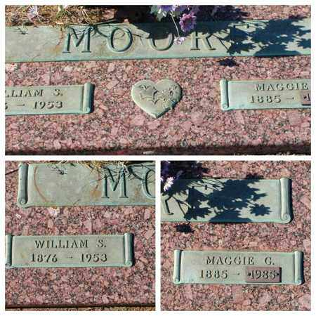 MOORE, WILLIAM S - Bowie County, Texas | WILLIAM S MOORE - Texas Gravestone Photos