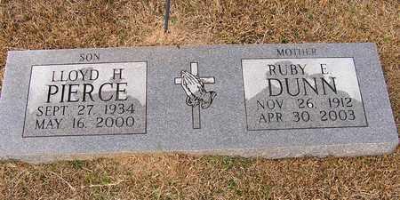 DUNN, RUBY E - Bowie County, Texas | RUBY E DUNN - Texas Gravestone Photos