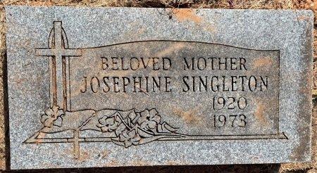 SINGLETON, JOSEPHINE - Bowie County, Texas | JOSEPHINE SINGLETON - Texas Gravestone Photos