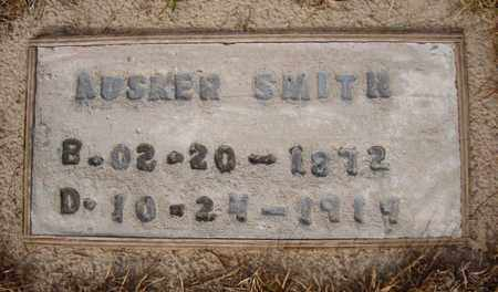 SMITH, AUSKER - Bowie County, Texas | AUSKER SMITH - Texas Gravestone Photos