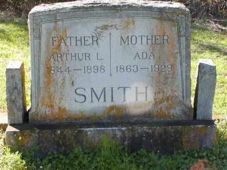 SMITH, ADA - Bowie County, Texas | ADA SMITH - Texas Gravestone Photos