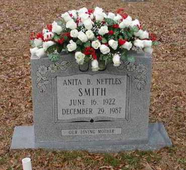 SMITH, ANITA B - Bowie County, Texas | ANITA B SMITH - Texas Gravestone Photos