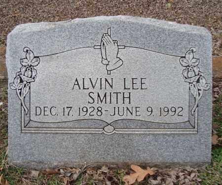 SMITH, ALVIN LEE - Bowie County, Texas | ALVIN LEE SMITH - Texas Gravestone Photos